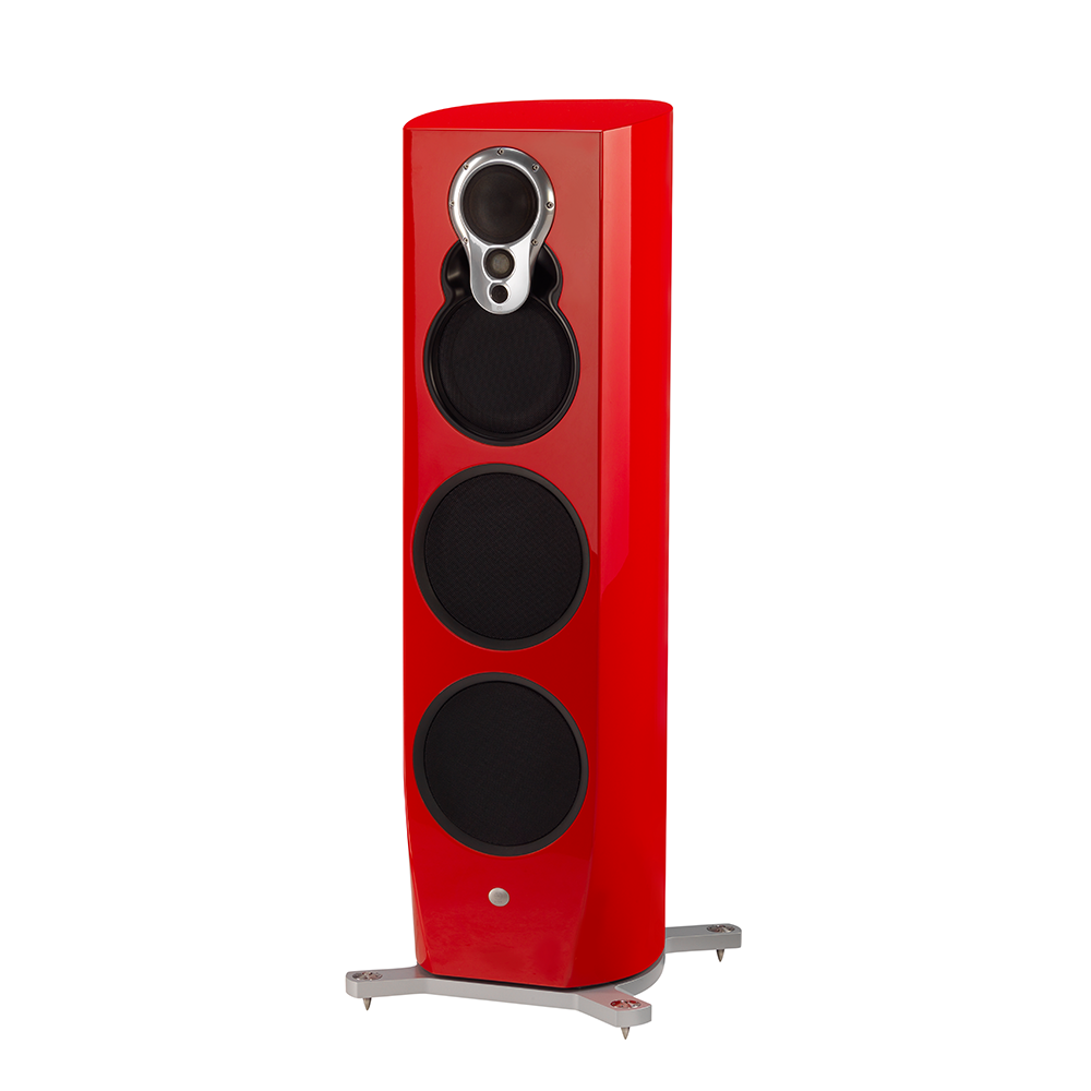 Linn High Gloss Red for Klimax 350 Speakers Add-On