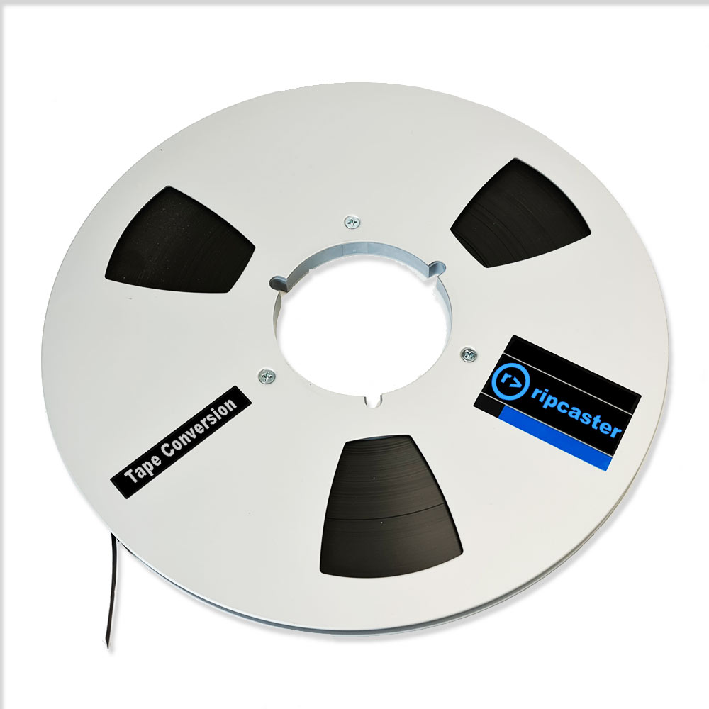 Reel to Reel Tape Conversion Service