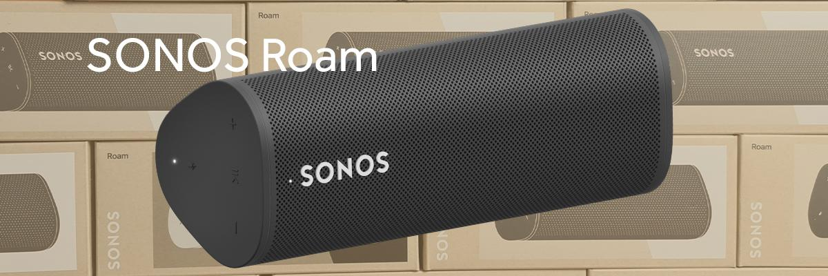 SONOS Roam arrives into stock