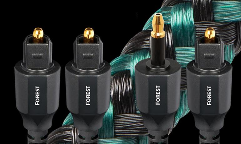 AudioQuest Optical Cables