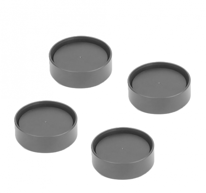 Project Absorb-IT Set of 4 Isolation feet in black