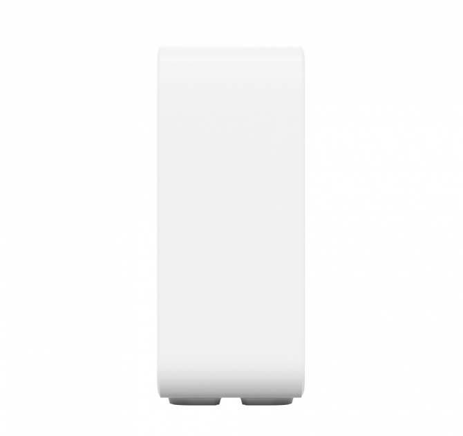 SONOS Sub in white - side view