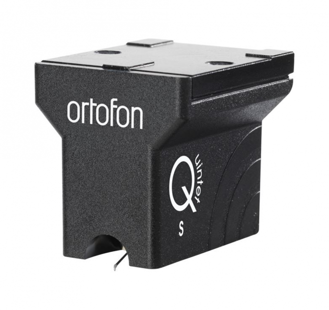 Ortofon Quintet Black S Cartridge - Turntable Component