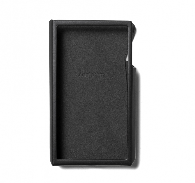 Astell & Kern SP2000 Leather Case in black.