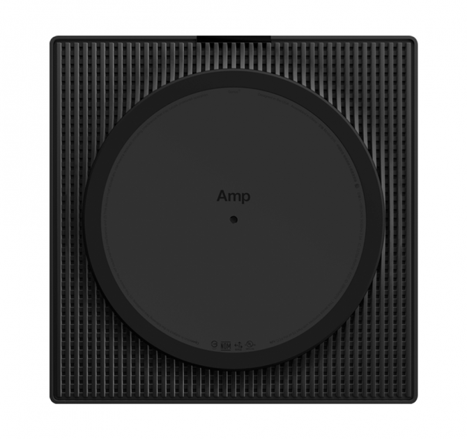 SONOS Amp bottom view