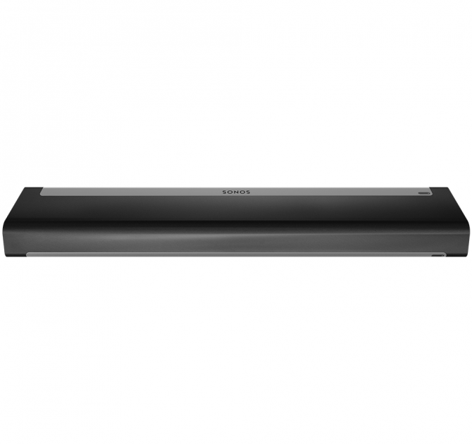 SONOS Playbar top and front view