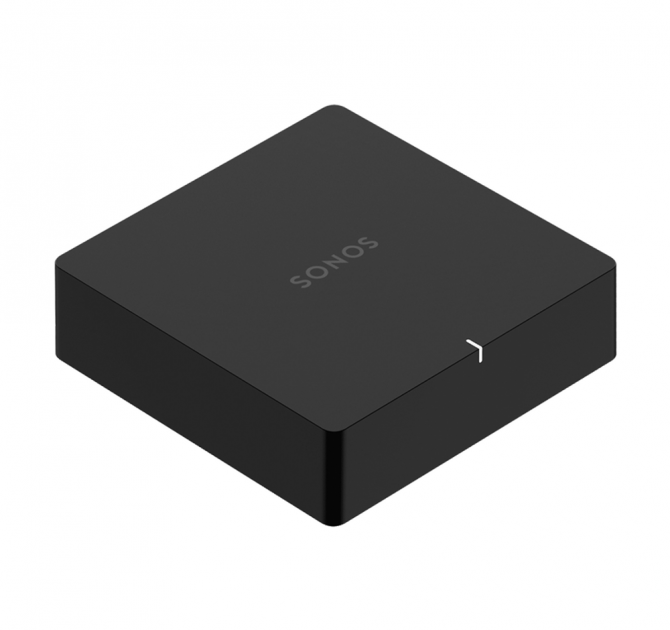 SONOS PORT angled view.