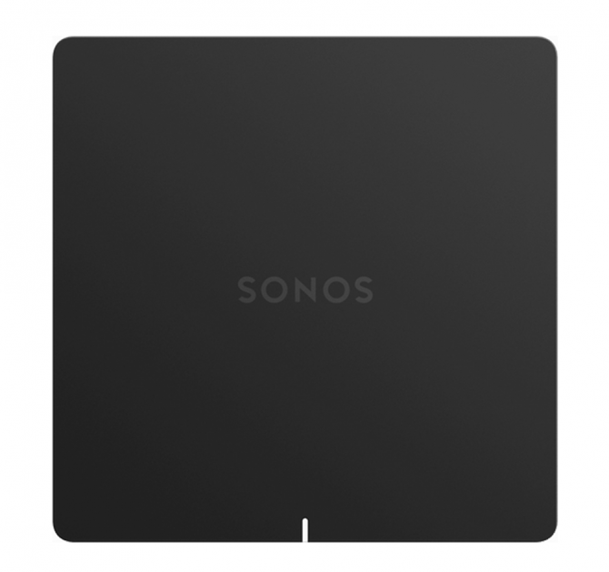 SONOS PORT top view.