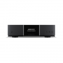 AURALiC Aries G2.1 Wireless Streaming Transporter front view.