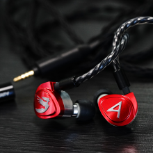 Astell & Kern Diana PSP11 Earphone Red