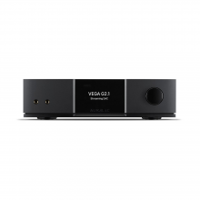 Auralic Vega G2.1 Streaming DAC front view