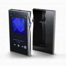 Astell & Kern SE200 Portable Music Player front and rear view