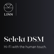 Linn Selekt DSM Integrated with Katalyst