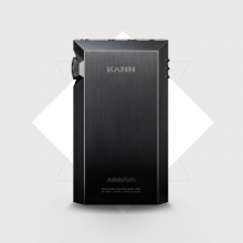 Astell & Kern KANN Alpha rear view