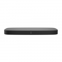 SONOS PLAYBASE in black.