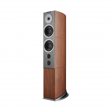 Audiovector R6 Signature in Italian Walnut