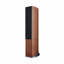 Audiovector R6 Signature in Italian Walnut grille on