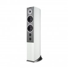 Audiovector R6 Signature in Piano White