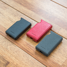 Astell & Kern SR15 Case colour options rear view.