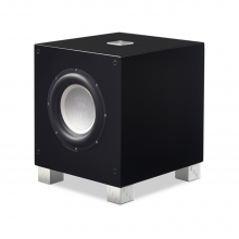 REL T/7i Subwoofer in black