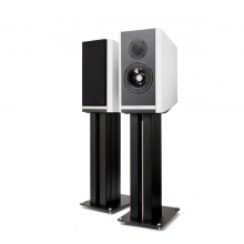 Kudos Titan 505 Speakers with stand in White