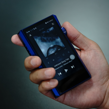 Astell & Kern A&Ultima SP1000M Music Player Lapis Blue