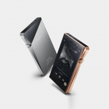Astell & Kern A&Ultima SP2000 Music Players copper and silver